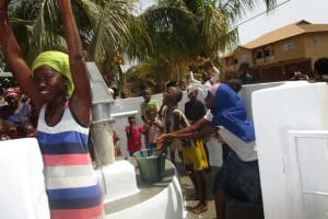The Water Project: Kasongha, 8 BB Kamara Street -  Celebrating