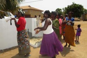 The Water Project: Kasongha, 8 BB Kamara Street -  Dedication