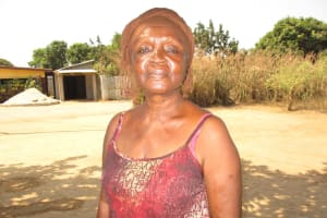 The Water Project: Kasongha, 8 BB Kamara Street -  Nurse Sallay Kai Turay
