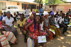 The Water Project: Kasongha, 8 BB Kamara Street -  Training Participants