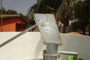 The Water Project: Kasongha, 8 BB Kamara Street -  Well