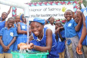 The Water Project: Mahera, SLMB Primary School -  Dedication