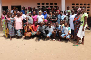 The Water Project: Mahera, SLMB Primary School -  Training Participants