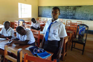 The Water Project: Bululwe Secondary School -  Anne Adelaide