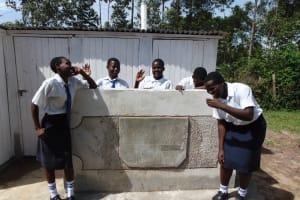 The Water Project: Bululwe Secondary School -  Having Fun