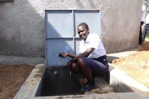 The Water Project: Bululwe Secondary School -  Running Water