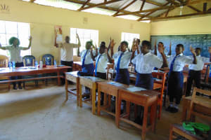 The Water Project: Bululwe Secondary School -  Training