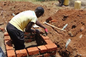 The Water Project: Imanga Secondary School -  Catchment Box