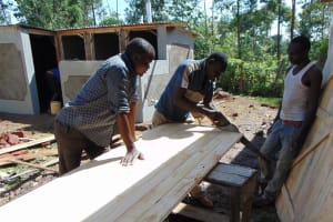 The Water Project: Bululwe Secondary School -  Cutting It Close