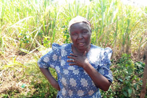 The Water Project: Emulembo Community, Gideon Spring -  Clamety Havesa