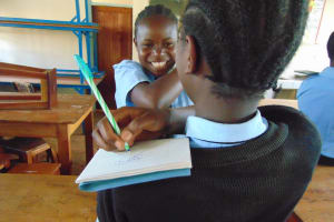 The Water Project: Hombala Secondary School -  Fun Activity