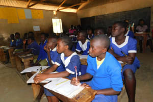 The Water Project: Eshiakhulo Primary School -  Students