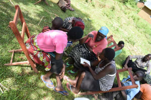 The Water Project: Ataku Community, Ngache Spring -  Group Discussion