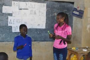 The Water Project: Eshiakhulo Primary School -  Dental Hygiene Training