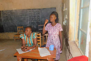 The Water Project: Eshiakhulo Primary School -  Staff Participation