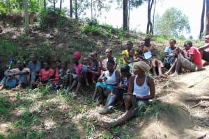 The Water Project: Emukangu Community, Okhaso Spring -  Training