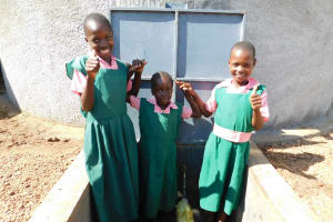 The Water Project: Mukhweya Primary School -  All Smiles