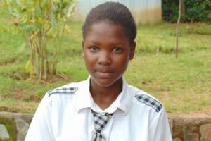 The Water Project: Dr. Gimose Secondary School -  Beverlyn Minayo
