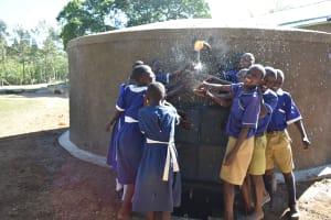 The Water Project: Eshiakhulo Primary School -  Splash