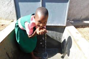 The Water Project: Mukhweya Primary School -  Slurp