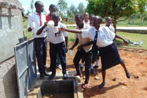 The Water Project: Imanga Secondary School -  Every Drop Counts