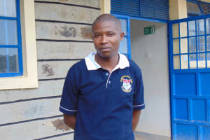 The Water Project: Dr. Gimose Secondary School -  Mr Sandanji Chiseve