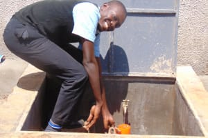 The Water Project: Hombala Secondary School -  All Smiles