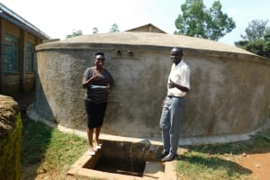 The Water Project: Malimili Secondary School -  All Smiles