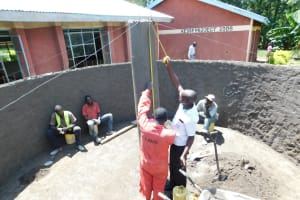 The Water Project: Mukhweya Primary School -  Inside The Tank