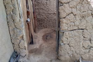 The Water Project: Emulembo Community, Gideon Spring -  Kitchen