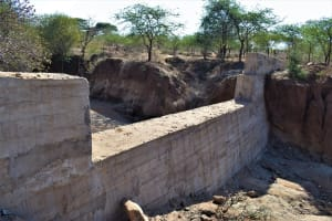 The Water Project: Kathonzweni Community -  Dam