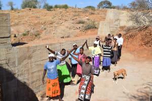 The Water Project: Kathonzweni Community -  High Fives