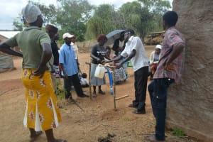 The Water Project: Kathonzweni Community -  Tippy Tap
