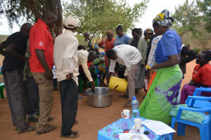 The Water Project: Kathonzweni Community -  Training