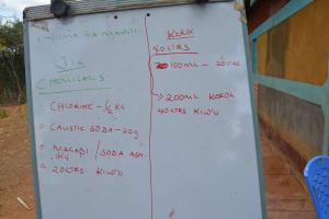 The Water Project: Mwau Community -  Teaching Materials