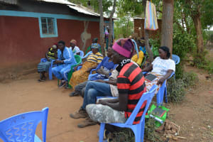 The Water Project: Mwau Community -  Training Participants