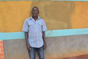 The Water Project: Mwau Community -  Urbanus Muia