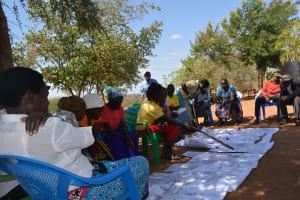 The Water Project: Kathonzweni Community A -  Training