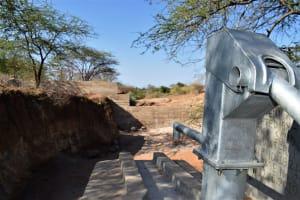 The Water Project: Kathonzweni Community A -  Well