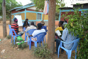The Water Project: Mwau Community A -  Training Participants