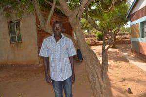 The Water Project: Mwau Community A -  Urbanus Muia