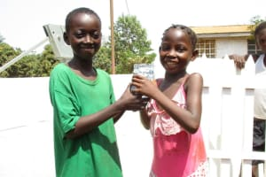 The Water Project: Tholmossor, Amputee Camp -  Cheers