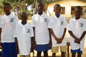 The Water Project: Tholmossor, Amputee Camp -  Child Health Heroes