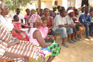 The Water Project: Tholmossor, Amputee Camp -  Training Participants