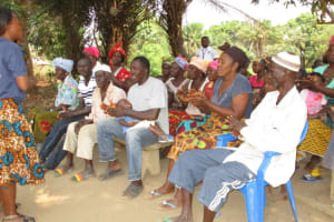 The Water Project: Tholmossor, Amputee Camp -  Training