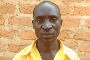 The Water Project: Kimigi Kyamatama Community -  Ayebale Julius