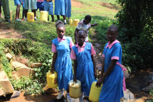 The Water Project: Irovo Orphanage Academy -  Ready To Make The Trip Back To School