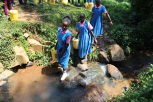 The Water Project: Irovo Orphanage Academy -  Watch Your Step