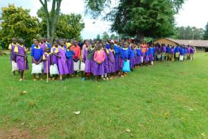 The Water Project: Kapkures Primary School -  Kapkures Primary Students