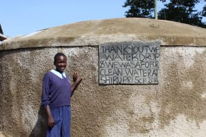 The Water Project: Shiru Primary School -  Thank You